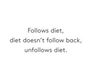 diet, funny, and laugh image