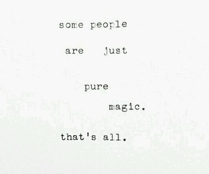 magic, quote, and words image