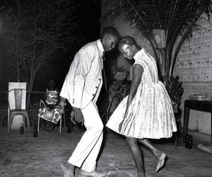 couple, dance, and black and white image