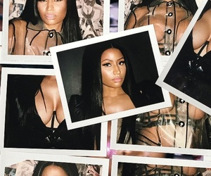 dazed and nicki minaj image