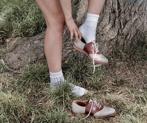 shoes and pale image