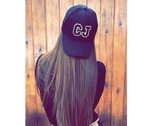 girl, tumblr, and wow image