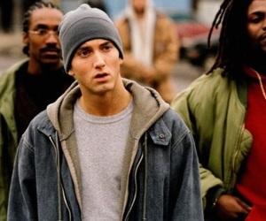 eminem, rap, and rapper image