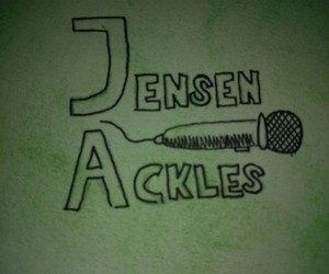ackles, art, and dean winchester image