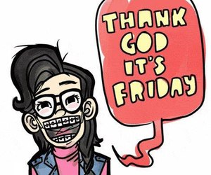 friday, katy perry, and tgif image