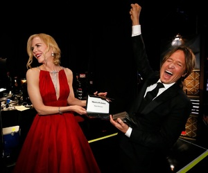 Nicole Kidman, emmy awards, and keith urban image