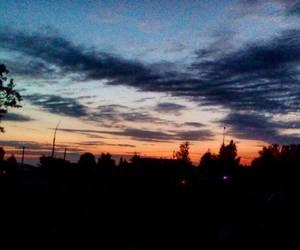 beauty, sky, and love image