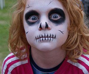 halloween make up, halloween make up looks, and halloween makeup ideas image