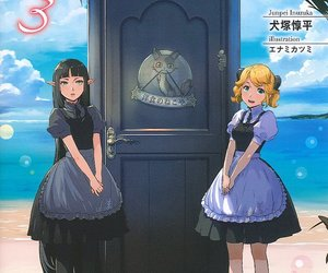 anime and isekai shokudou image