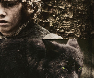 got, game of thrones, and art parkinson image