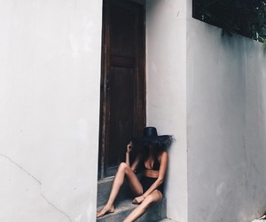 bikini, body, and minimalism image