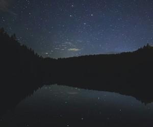 stars and tree image
