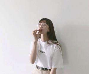 aesthetic, korean girl, and ulzzang image