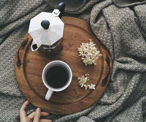 coffee, cold, and place image