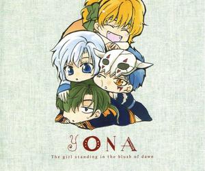 akatsuki no yona, anime, and manga image