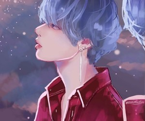 army, tumblr, and tae image