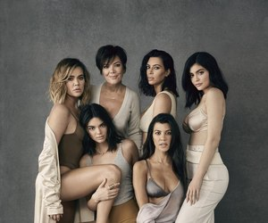 family, jenner, and kardashians image