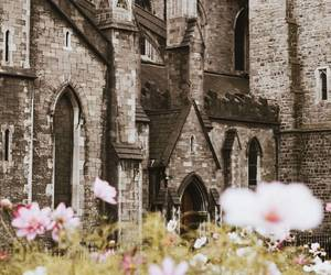 autumn, church, and dublin image