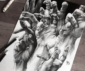 art, illustration, and arte image