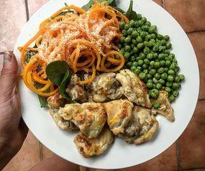 comida, fitness, and food image