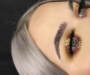 makeup, eyeshadow, and trend image