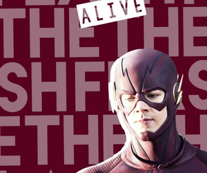 speed, the flash, and barry allen image