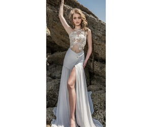 bridesmaids, gown, and dany image