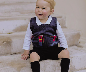 adorable, funny, and british royal family image