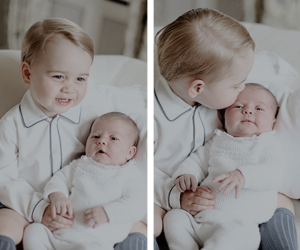 adorable, prince george, and funny image