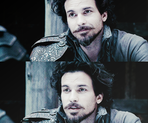 handsome, the musketeers, and Hot image