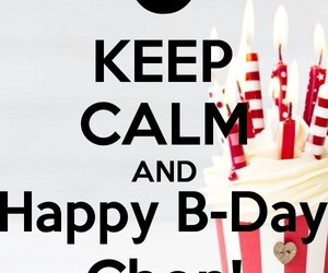 Chen, happy birthday, and kpop image