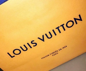 louis, vuitton, and luxe image