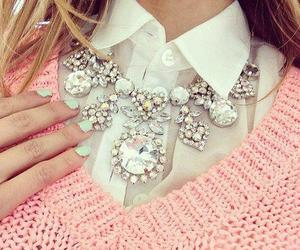 fashion, look, and pink image