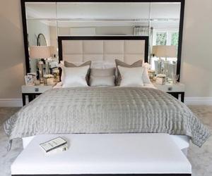 bedroom, goals, and luxury image