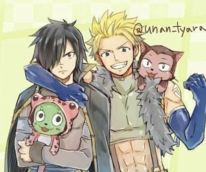 sting and fairy tail image