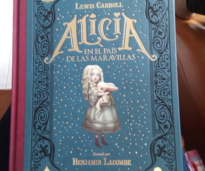 aliceinwonderland and books image