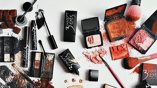 article, lipstick, and blush image