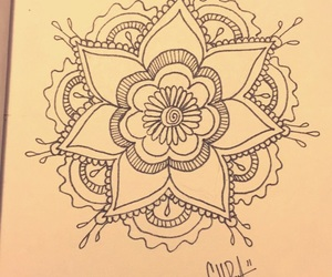 art, doodle, and doodles image