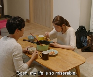 caps, subs, and kdrama image