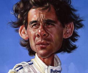 art, Formula One, and senna image