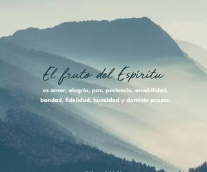 fruto, god, and espiritu santo image