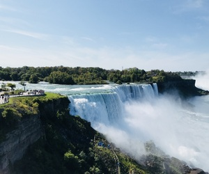 niagara and waterfall image