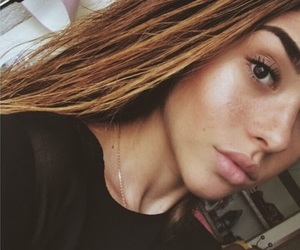 highlight, makeup, and natural image