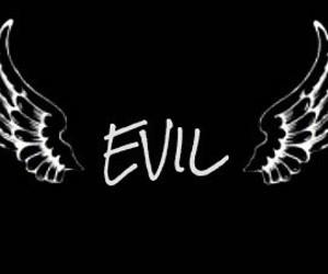demon, Devil, and evil image