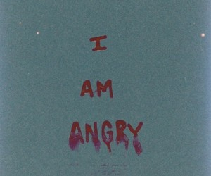 angry, anger, and quotes image