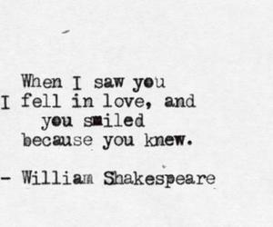 in love, shakespeare, and william shakespeare image