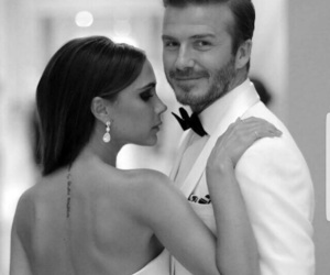 love, David Beckham, and couple image