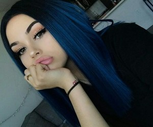 hair, beauty, and maggie lindemann image