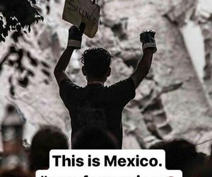 fuerza, help, and mexico image