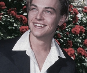 edit, dicaprio, and young leo image